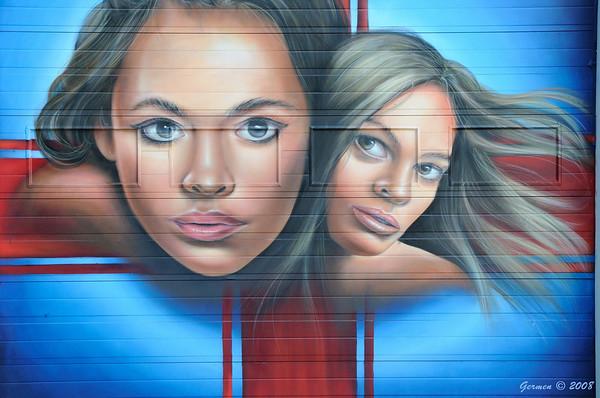 Urban Exploring: Graffiti Philips