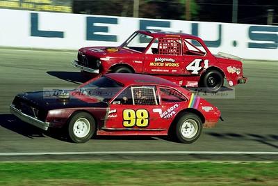 LEE USA Speedway Roadrunner/4-Cylinder/Mini Stock