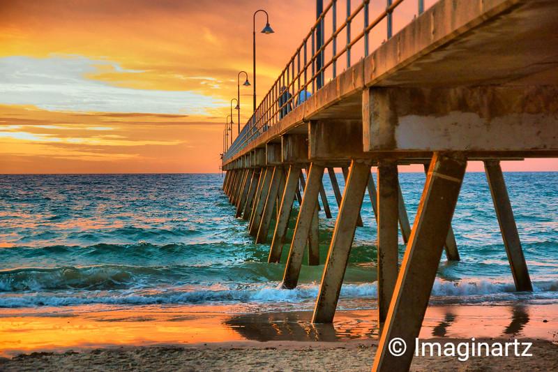 Glenelg Jetty - Glenelg, South Australia