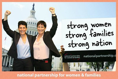 National Partnership for Women & Families Gala Dinner 2018