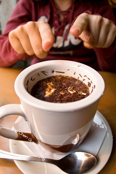 ...and Moran's Masala chai