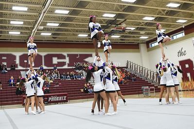 Cheer: 2015 Loudoun County Championship - Tuscarora 10.3.15