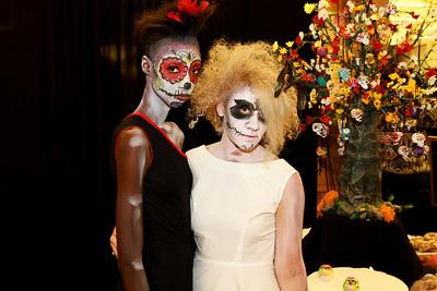 2013 NHU Dia De Los Muertos Art Exhibit