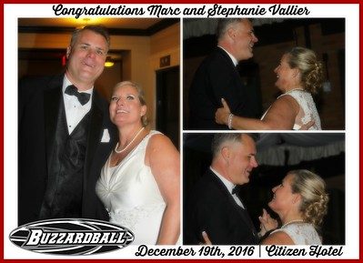 DECEMBER 19TH, 2016 | Marc and Stephanie Vallier