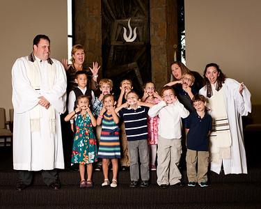 Consecration 2014