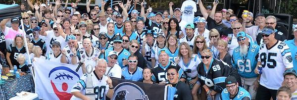 Panthers vs Vikings 25 September 2016