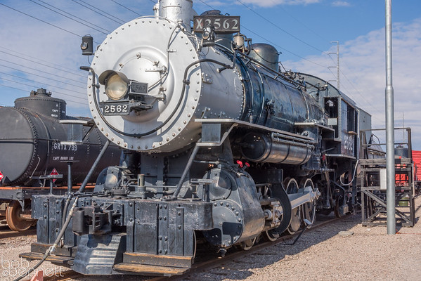 Arizona Railway Museum-January 2015
