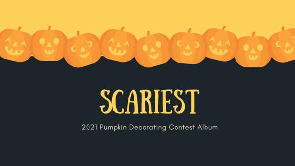 Scariest Pumpkin 2021