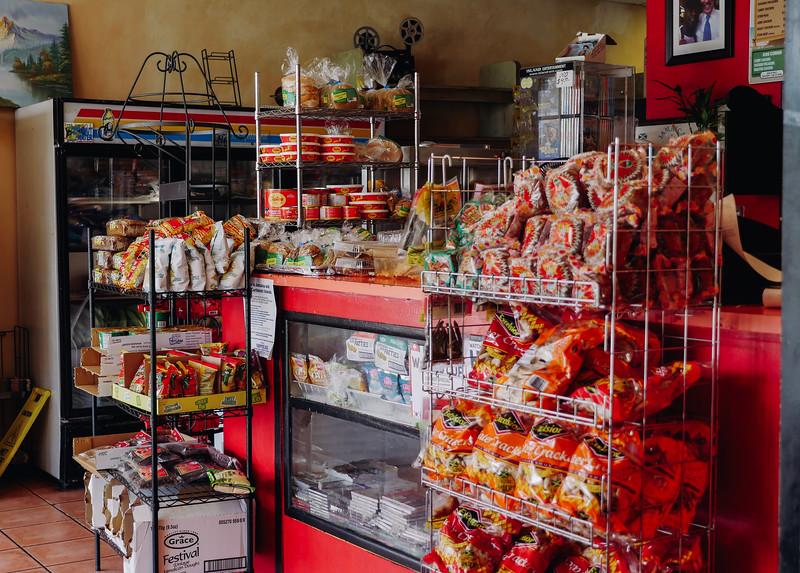 The shop at  Island Restaurant, Hammocks Town Center