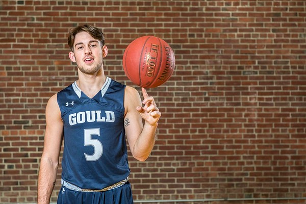 Gould Varsity Boys' Basketball 2018-19