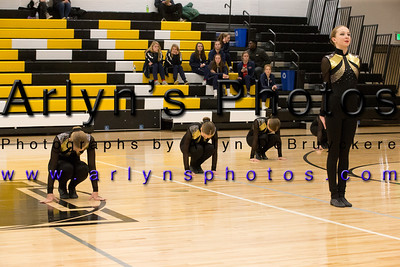Dance Team Jan 24, 2019