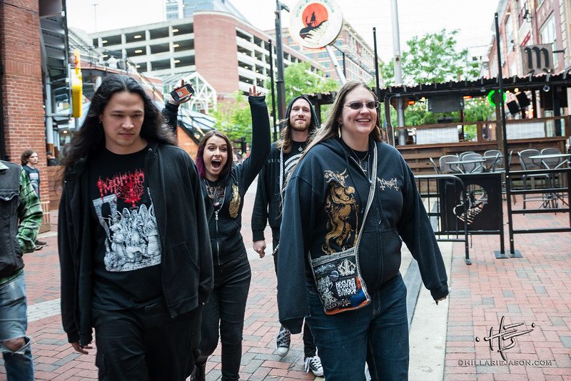 Maryland Deathfest XII Day One