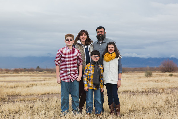 Family Photos - January 1 2017