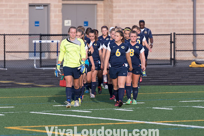 Girls Soccer: Culpeper at John Champe 6.2.14 (by Chas Sumser)