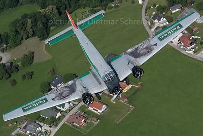 HB-HOP Junkers Ju52