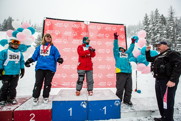 Special Olympics Winter Games 2019 - Skiing/Snowboarding