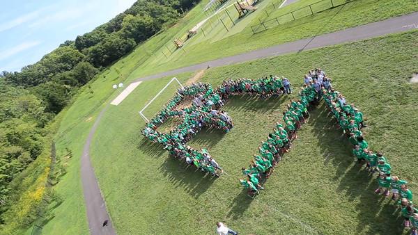 Clovercroft Elementary BE NICE! Campaign