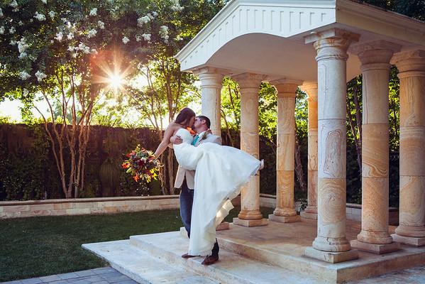 Sierra and Jarret's Wedding (with Ken Perkes)
