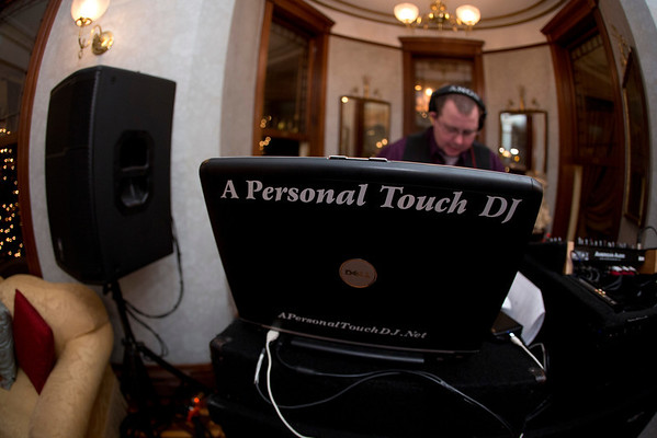 A Personal Touch DJ