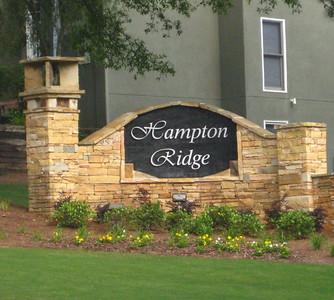 Hampton Ridge Marietta GA