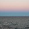 Full Moon RIsing over Sea of Cortez