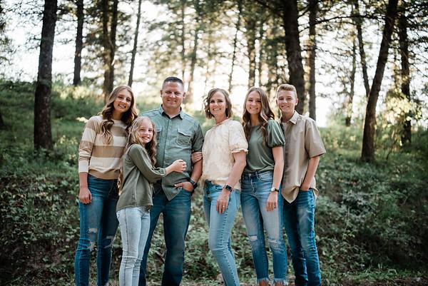 Callahan Family 2020
