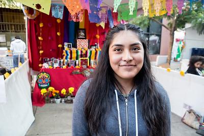 Dia de Los Muertos-Fruitvale