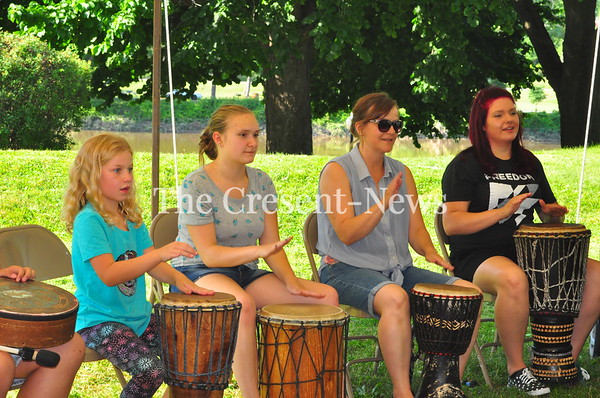 06-28-18 NEWS Drummunity: Community Thru Music