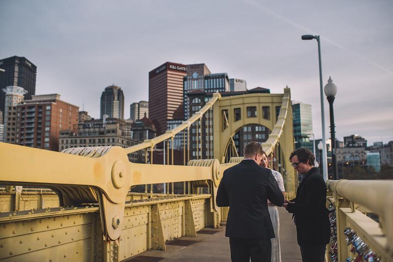 Pittsburgh Elopement Photographer - Monaco Bridge Downtown - Hadley-214.jpg