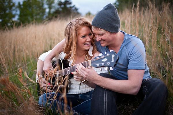 Randolph + McDonald Engagement - Jefferson City, MO Wedding Photographer