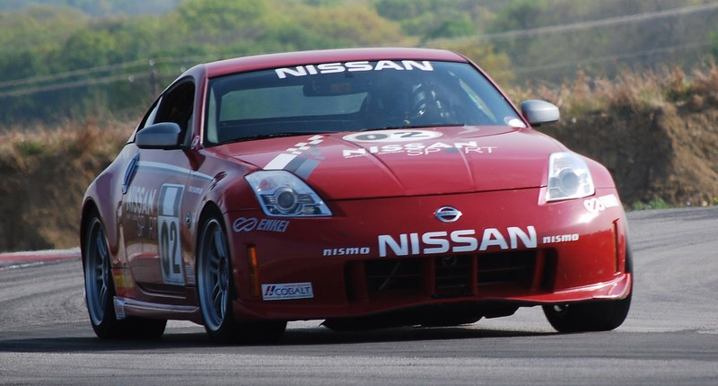 Spec Z, NASA Spec Z, 350Z racing, 370Z racing,