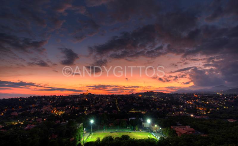 Monte Serra Stadium