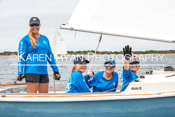 Women's Regatta - Nantucket Race Week 2017