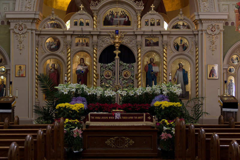 Holy Saturday Liturgy 2012