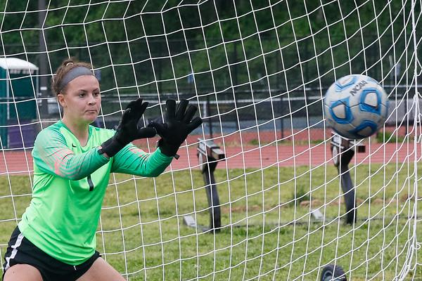 Girls Varsity Soccer v Woodson 5/3/21