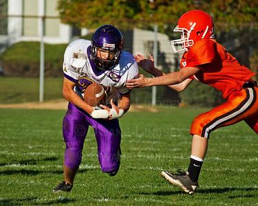 Freshman - Rolling Meadows vs Hersey - 10-16-10