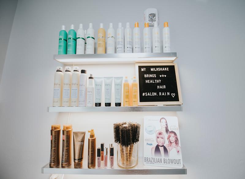 J. Lee Salon Suites// Part 2