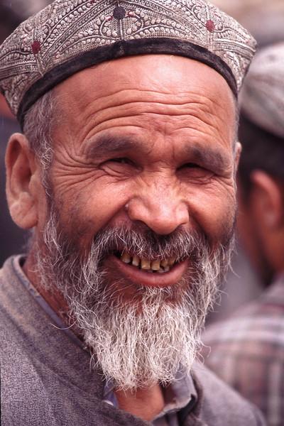 Kashgar, Xinjiang, China 2004
