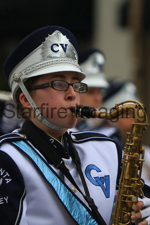 Crescenta Valley HS @ AFOB2010 Band Review