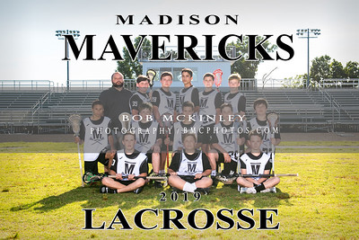 2019 Middle School Mavericks