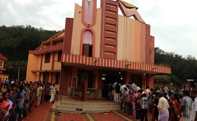 Kristhu Raja Church - Vilakkannur