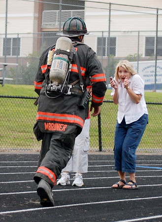 9/11/2008 11 Laps to Remember at Great Mills HS