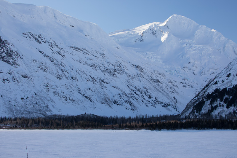 South Glacier Mountains
