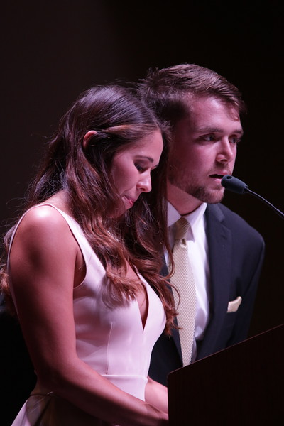 On Thursday night, May 4th, student athletes, coaches, sports faculty, and top dawgs gathered together for the third annual Webbys. Alex and Andy Bennett hosted and athletes and coaching staff were awarded based on achievements from this past year.
