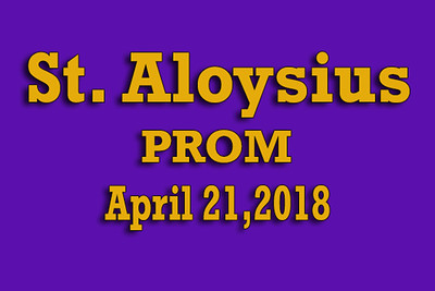 2018-04-21 St Aloysius High Prom