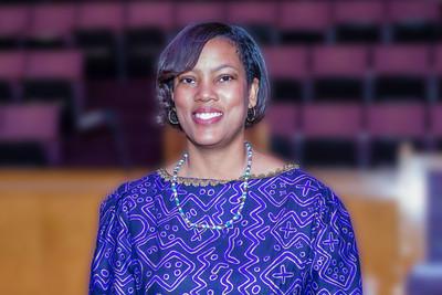Rev. Yvette Blair-Lavallais - Associate Pastor,  20140701 -  20160630
