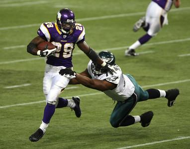 Minnesota Vikings vs Philadelphia Eagles (Oct 28, 2007)