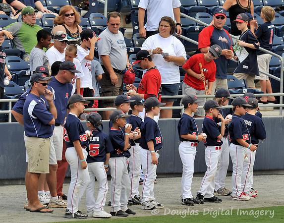 8-16-09 - Gwinnett Braves