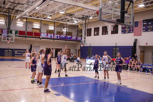 2019-2-13 WHS Girls Basketball vs Nashua South