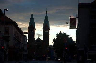Maribor by Night